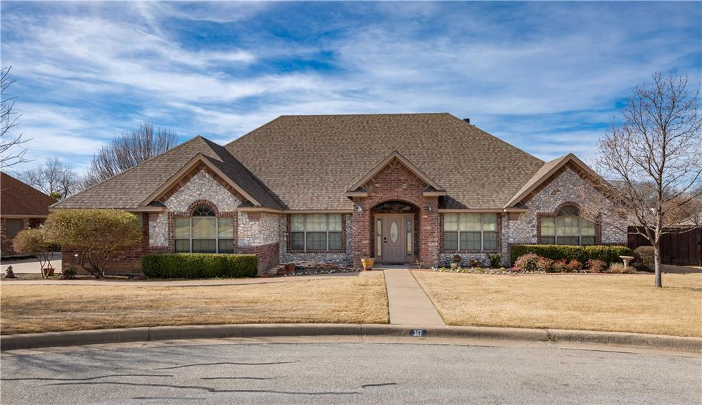Weatherford, 3 Bed, 2.5 Bath, Under 325k