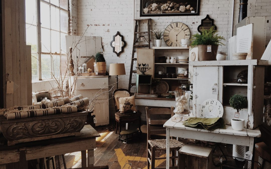 Furniture to Consider Thrifting for the Dallas Country Home Look