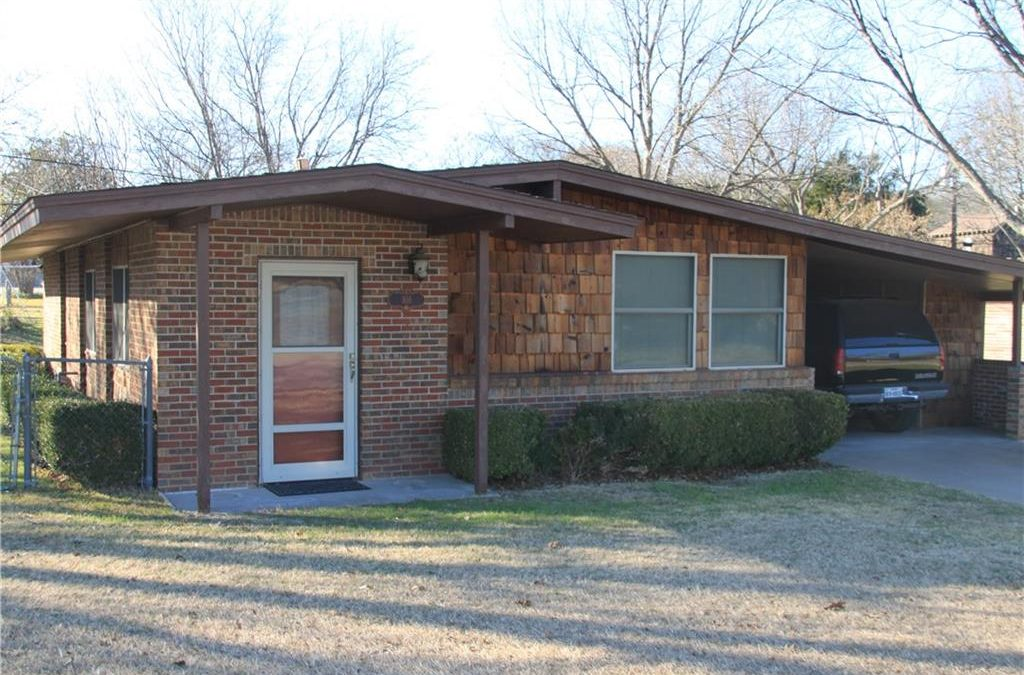 Weatherford, 3 Bed, 1 Bath, Under $140k