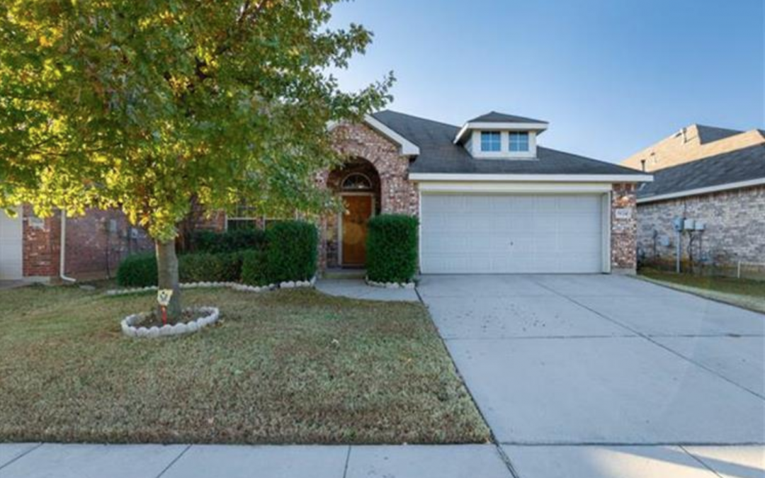 Fort Worth, TX, 3 Bed, 2 Bath, Under $250k