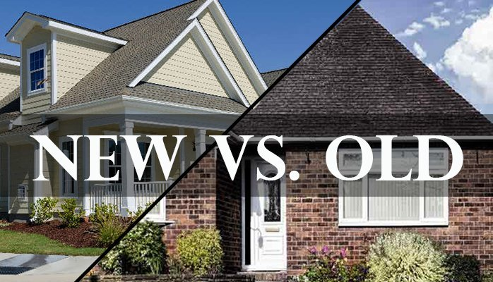 new construction vs existing homes